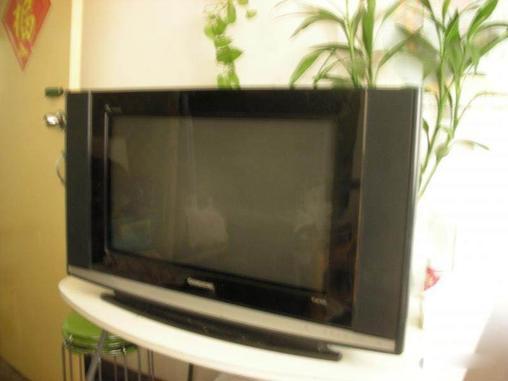 长虹29寸彩色电视机9成新转让-crt普通电视-二手库